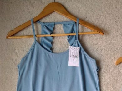 MUSCULOSA VOLADOS S BEIGE